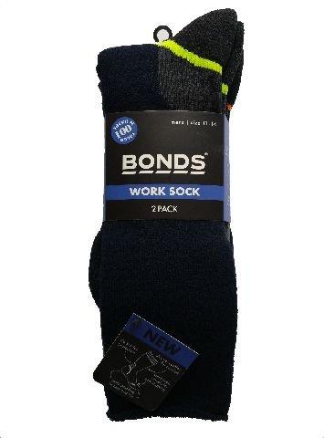 Bonds Work Socks
