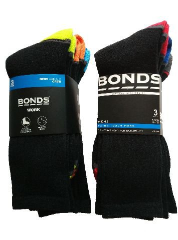 Extra Tough Acrylic Work Socks