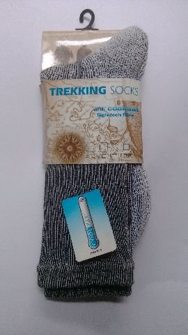 best moisture wicking socks Coolmax Trekking Socks