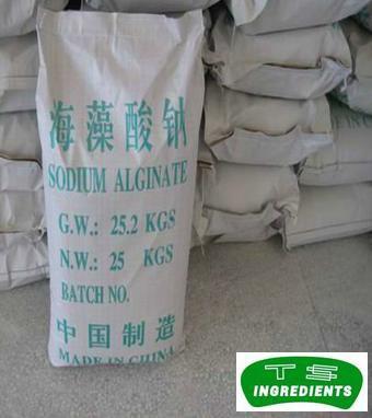 food grade sodium alginate Sodium Alginate