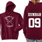 Teen Wolf Hoodie, Beacon Hills Lacrosse Hoodie, Dunbar 09