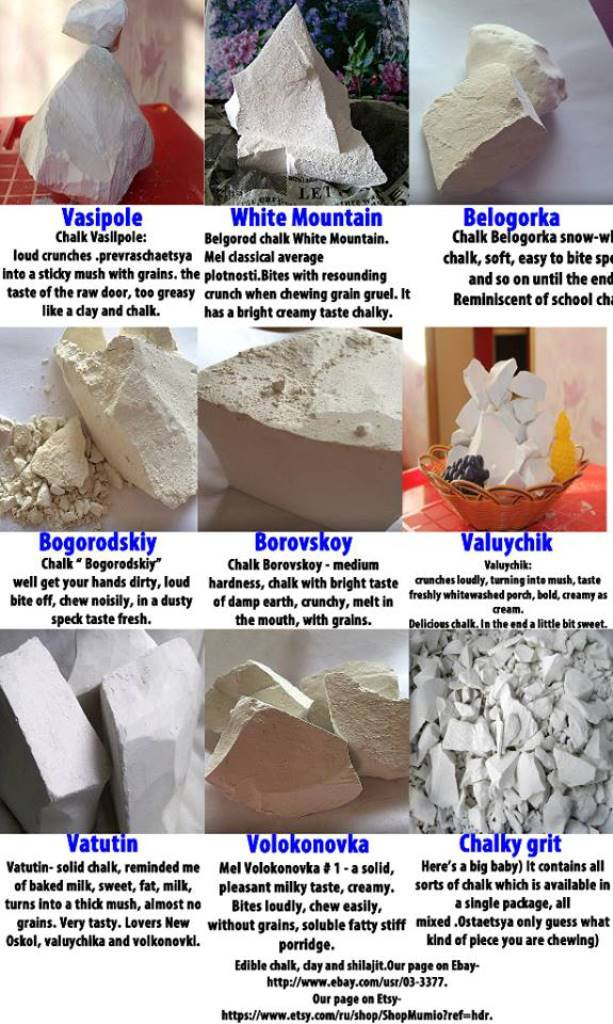 Edible Chalk ,chalk for food, 200gr. 4 species of your choice SET#3. Samples free.