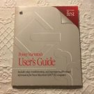 Power Macintosh User's Guide 5200/75 LC Series