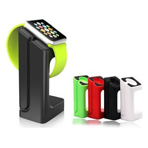 e7 Apple Smartwatch Charger Charging Stand Station Watch TPU PC stand 38/42mm!