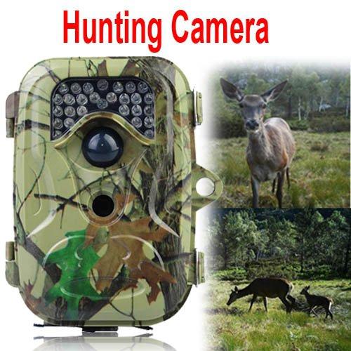 5/8/12MP KeepGuard CMOS LCD Scout Camera Trail IR Hunting Security Guard Camera