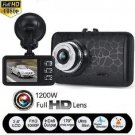 1080P HD CAR DVR G-sensor Vehicle Video Camera Recorder Dash Cam IR Night Vision