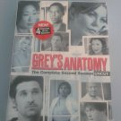 Grey's Anatomy -Season 2: Uncut (DVD, 2006, 6-Disc Set) Brand New Factory Sealed