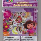 Sandylion Nickelodeon DORA THE EXPLORER  - 100 Die Cut Stickers - DC08