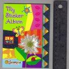 Sandylion Mini Sticker Book Album RETRO