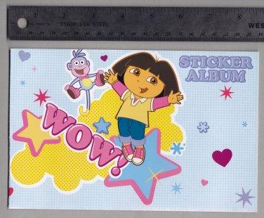 Sandylion Sticker Book Album DORA