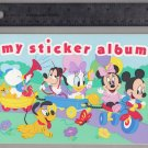 Sandylion Sticker Book Album BABY MICKEY MINNIE Daisy Daffy Pluto Goofy