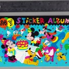 Sandylion Sticker Book Album Birthday Party MICKEY MINNIE Daisy Daffy Pluto Goofy
