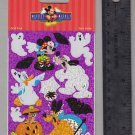 Sandylion MAXI stickers vintage MICKEY MOUSE HALLOWEEN FRIGHT