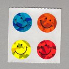 Sandylion Happy Faces Stickers Rare Vintage PM99