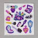 Sandylion Make Up Stickers Rare Vintage PM358