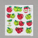 Sandylion Apples Stickers Rare Vintage PM399
