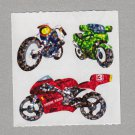 Sandylion Motorcycle Stickers Rare Vintage PM402