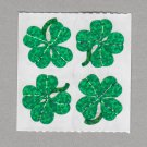 Sandylion Four Leaf Clover Stickers Rare Vintage PM419