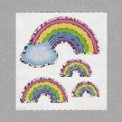 Sandylion Rainbow Stickers Rare Vintage PM441