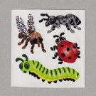 Sandylion Bugs Stickers Rare Vintage PM457