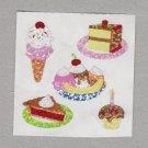 Sandylion Desert Dessert Stickers Rare Vintage PM476