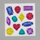 Sandylion Jewels Stickers Rare Vintage PM482