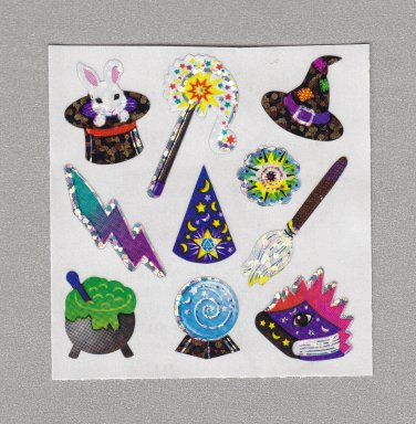 Sandylion Magic Stickers Rare Vintage PM519