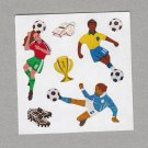 Sandylion Soccer Stickers Rare Vintage PM522