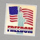 Sandylion America Freedom Stickers Rare Vintage PM537