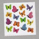 Sandylion Butteflies Stickers Rare Vintage PM560