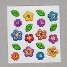 Sandylion Flowers Stickers Rare Vintage PM564