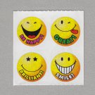 Sandylion Reward Smiley Stickers Rare Vintage PM572