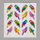 Sandylion Birds Stickers Rare Vintage PM576