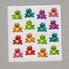 Sandylion Frogs Stickers Rare Vintage PM579