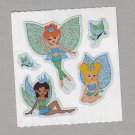 Sandylion Fairies Princess Stickers Rare Vintage PM590