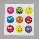 Sandylion Happy Face Stickers Rare Vintage PM610
