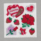 Sandylion Valentine Stickers Rare Vintage PM903