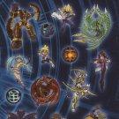 Bakugan Battle Brawlers - 30 stickers