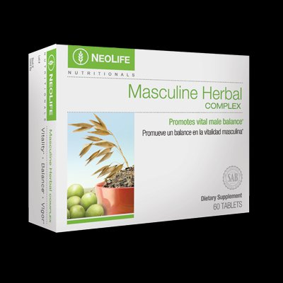 Masculine Herbal Complex (60 Tablets)