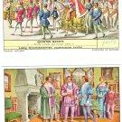 1960 Quinten Matsys (1736) Geography Theme Liebig Trading Card Set of 6 Paper Ephemera