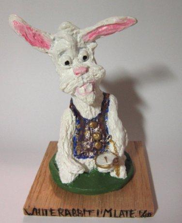 """White Rabbit Series 1 """"I'm Late!"""""""