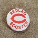 Cincinnati Reds Redleg Booster Pinback 1946 pin #2