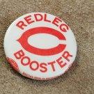 Cincinnati Reds Redleg Booster Pinback 1946 pin #3