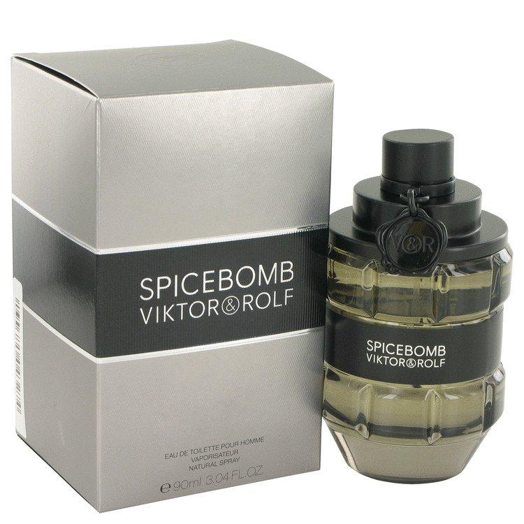 Spicebomb 3 oz Eau de Toilette for men