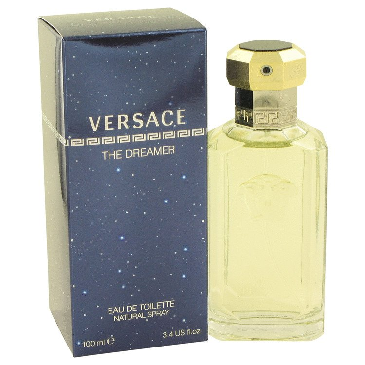 DREAMER by Versace, Eau De Toilette Spray 3.4 oz