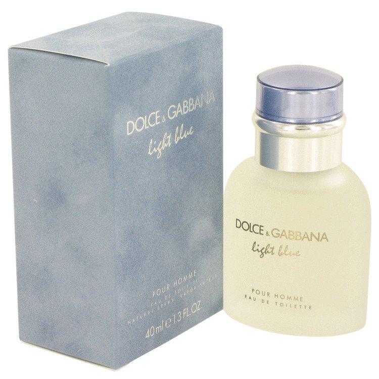 Light Blue by Dolce & Gabbana, Eau De Toilette Spray 3.4 oz