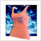 Sound Of Life Tank Tops