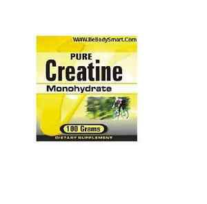 Creatine Monohydrate Powder 100 GM