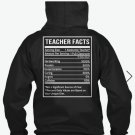 TEACHERS FACTS SWEATSHIRT