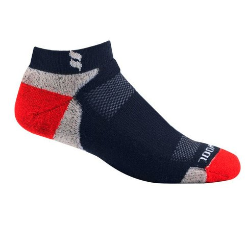 KentWool Men's Tour Profile Golf Sock-USA Medium
